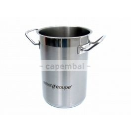 Maxi pot 4 litres induction inox