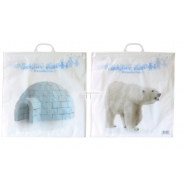 50 sacs isotherme 20 litres sac isotherme ours / igloo
